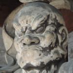 モンゴルの怪物逸ノ城の画がないから仁王像