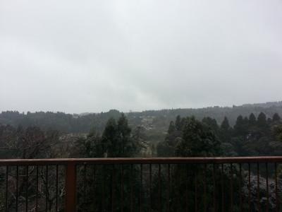 ⑨桐嶋神社展望台から霧島連山の壮大なパノラマ