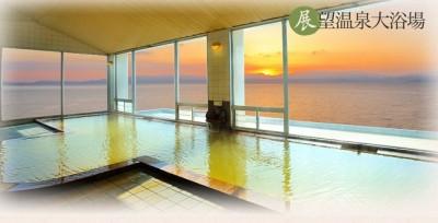 ⑧引用、指宿シーサイドホテルの大浴場