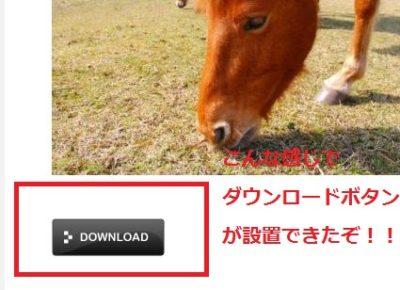 実際の画像にダウンロードボタンを設置