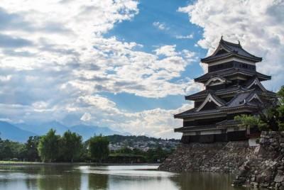 真田。丸岩櫃城じゃないよ松本城だよ