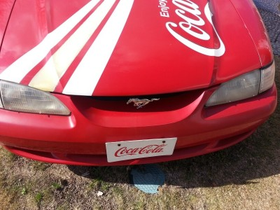 ③コカ・コーラ社のグリンパークえびの えびの工場の外にあるフード