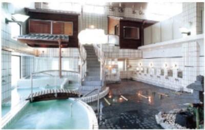 太陽ヘルスセンターホームページの画像