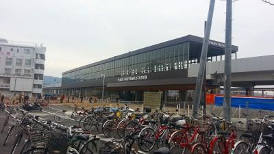 新しい谷山駅その2